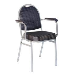 Банкетный стул Ирис с подлокотниками