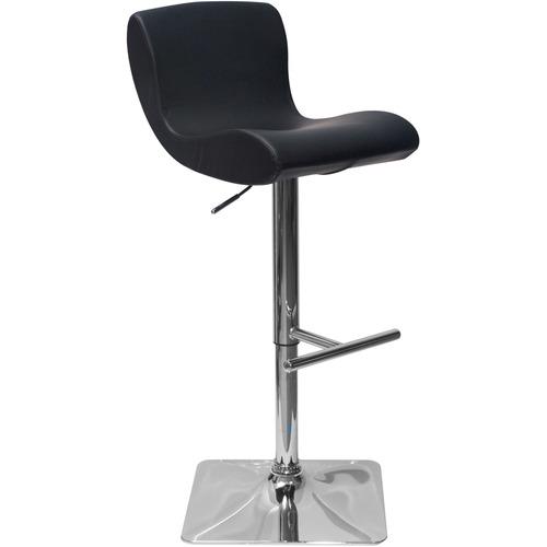 Барный стул Хамер черный