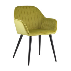Кресло Кристина оливковое