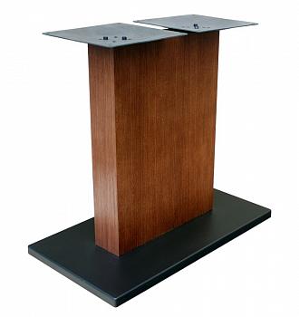 Подстолье Франция квадро-2 wood