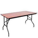 Складной стол 18ДМ 1800х800 мм