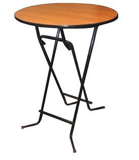 Барный стол КТ-7 d=700 мм