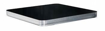 Столешница с алюминиевой кромкой 800х800х50 мм